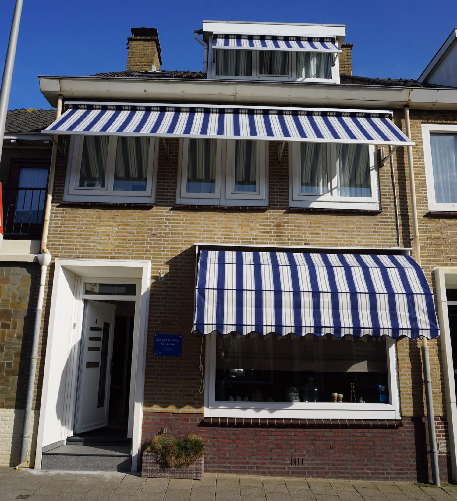 Bed and Breakfast Kik en Bun Katwijk aan Zee